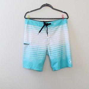 Men's Swimming Trunks Quick Dry Aqua Shorts